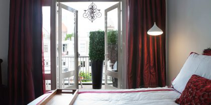 Turnkey appartement Lairessestraat